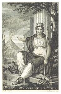 La sirena Partenope