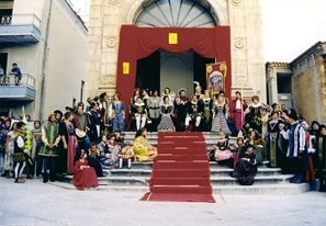 The Palio of the Halberd in Gesualdo