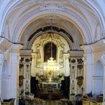 La chiesa di San Luca a Praiano