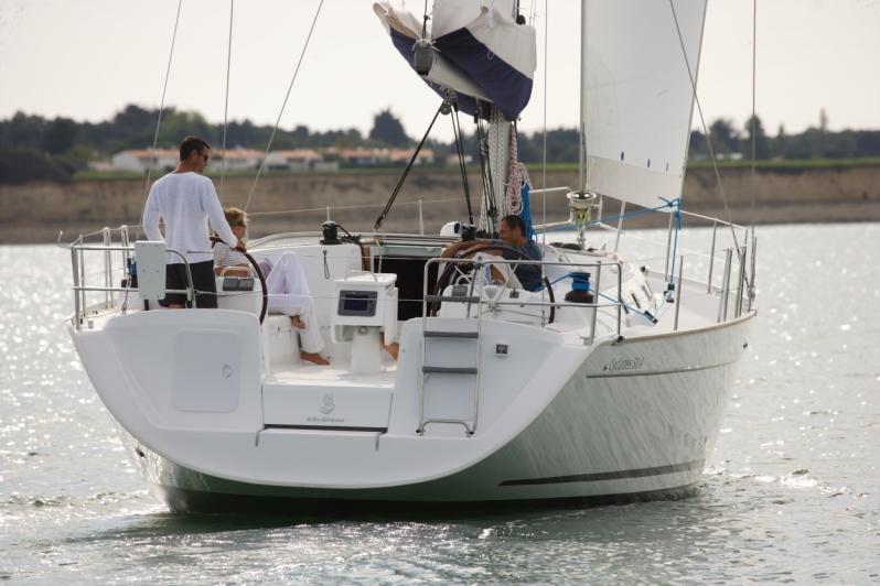 Blogtour Sunsail Cyclades 50.4.