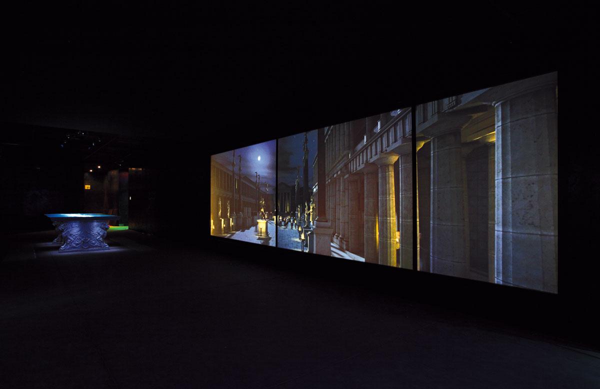 Museo Archeologico Virtuale di Ercolano