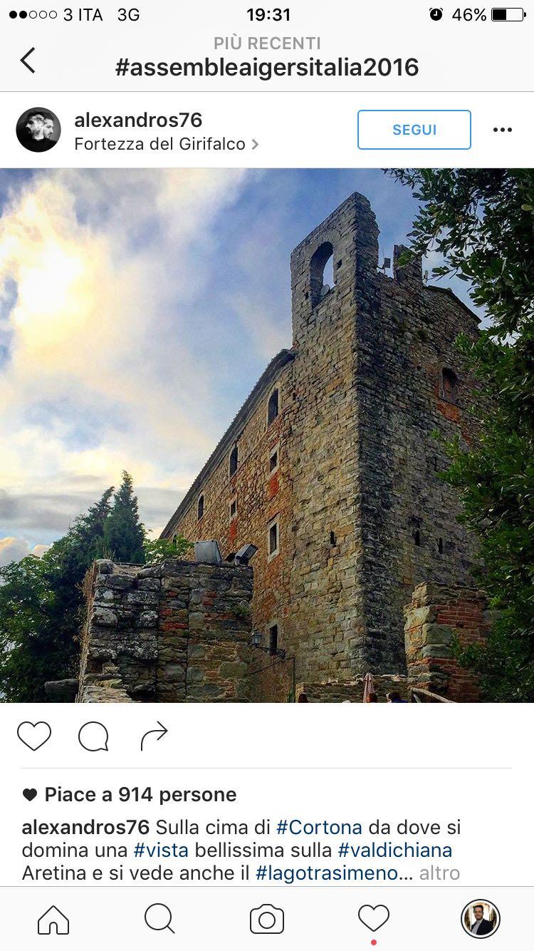 Igers Italia and Insolita Italia tour in Val di Chiana