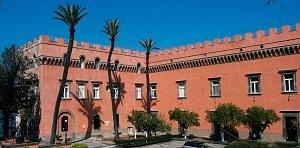 Giusso Castle in Vico Equense