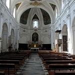 Affreschi ritrovati nella Chiesa Madre di Pignataro Maggiore