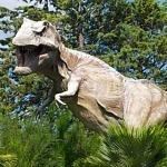 Dino Park, a passeggio tra i dinosauri