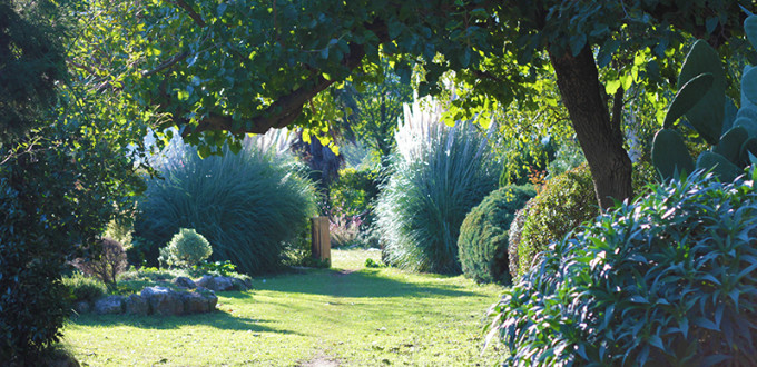 Il giardino segreto di airola insolita italia - Il giardino segreto napoli ...